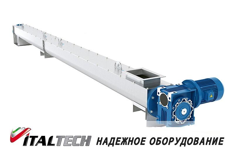 Конвейер винтовой вк 114 t определить скорость конвейера