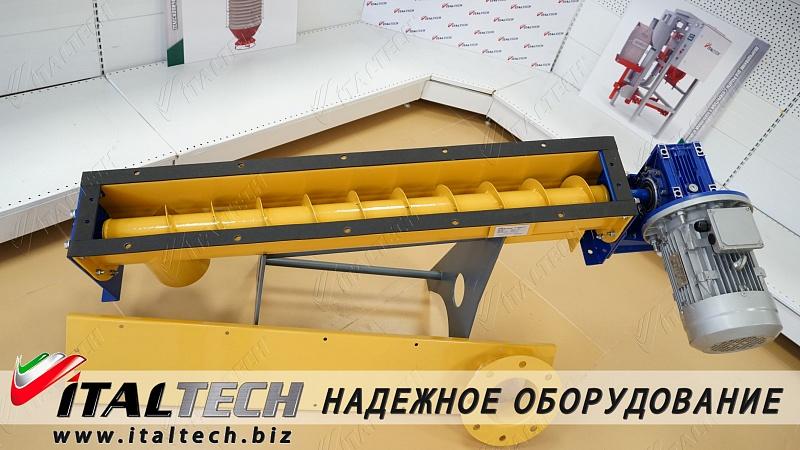 Конвейер винтовой вк 114 конструкции натяжных устройств ленточных конвейеров